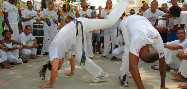Roda de Capoeira em Stº. Amaro Foto RitaBarreto